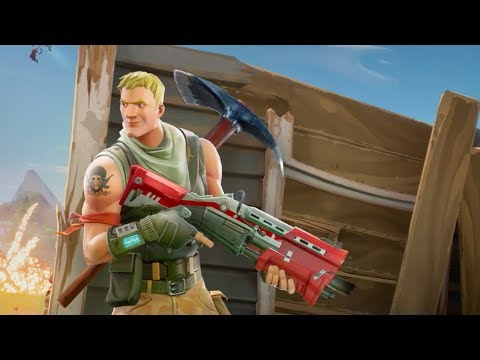 FORTNITE BATTLE ROYALE LIVESTREAM (PS4 Pro) New Update - Snipers are Back!