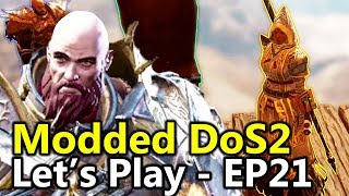 Magister Morality - #21 Divinity Original Sin 2 (Dos2 Modded Let's Play)