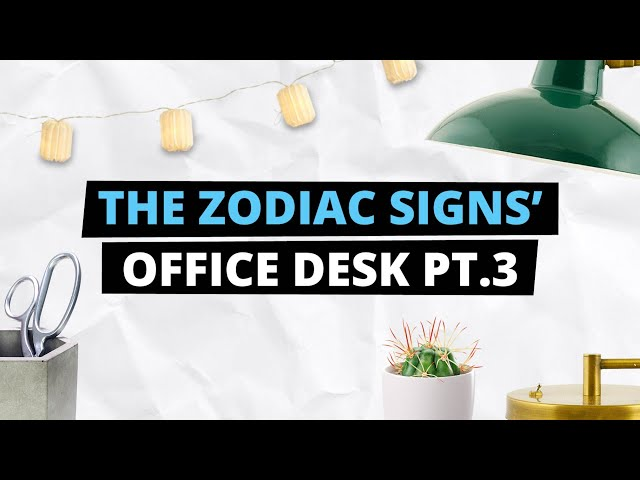 How does your office desk look like? Part 3