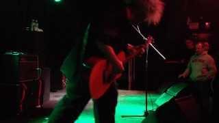 King Buzzo Acoustic - Dark Brown teeth / Drunken Baby - Riot Room - 3.8.2014 - KC, MO