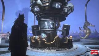 Batman Arkham Knight Batgirl DLC (Batman Arkham Knight HD)