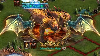 Clash of Kings : VivaFerrari vs Gatita Mala *EPICO*