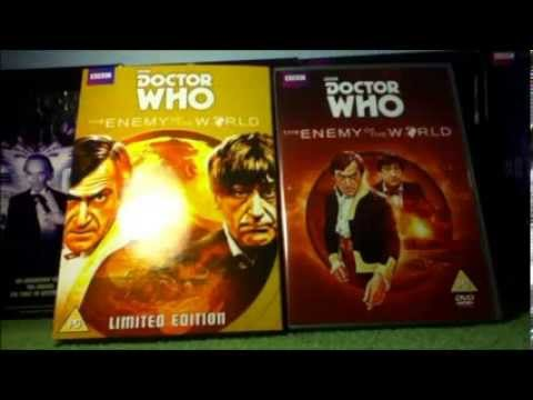Doctor Who DVD Review: The Enemy of the World LE