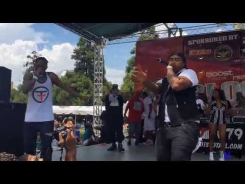 """Make Sum Shake"" - Cool Amerika Live @ Centennial Olympic Park 