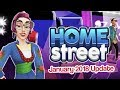 Home Street - Fashion Update and Event Information - January 2018