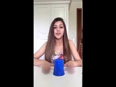 Sofia Oliveira - CUP SONG Blá Blá Blá (Anitta)