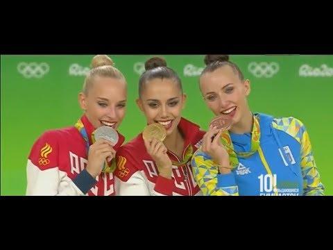 видео: 10! Самых выдающихся гимнасток Сборной России