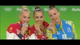 10! Самых выдающихся гимнасток Сборной России