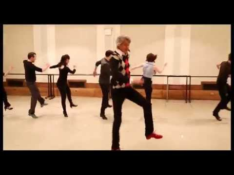 Video! Tommy Tune and More Tap into the Roaring '20s in