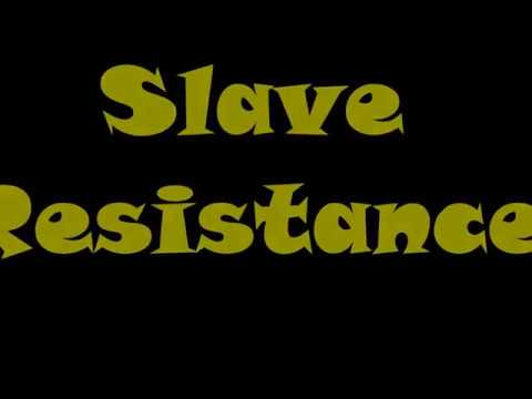 slave resistance in the caribbean Resistance and rebellion pro-slavery lobby anti african resistance to enslavement had a was an almost continuous state of war in the caribbean at the end.