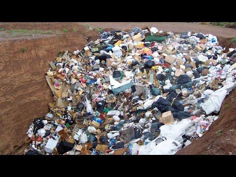 Aterro Sanitário - Planejamento e Operação - Destinação Final do Lixo