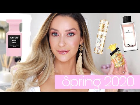 TOP 10 BEST SPRING FRAGRANCES FOR WOMEN 2020