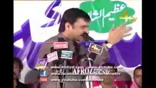 Akbaruddin Owaisi (MIM MLA) Communally Provocative Speech.flv