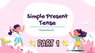 Download lagu SIMPLE PRESENT TENSE (Materi Bahasa Inggris SMP Kelas 8, 7, dan UMUM)