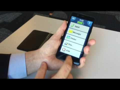 presentation generale simple smartphone