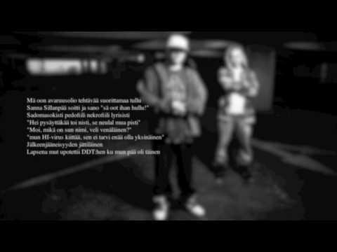 Ezkimo ''Pyhä Mikrofoni'' W/Lyrics HD