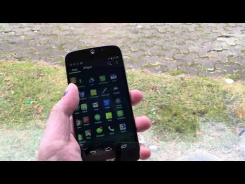 Acer Liquid Jade Z blogger review