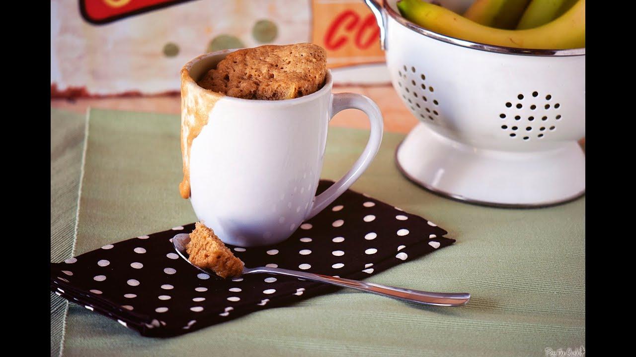 #_ Recette n°1 : Mug Cake - YouTube