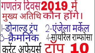 daily current affairs । today current affairs in hindi । 5 december 2018 । gk most most questions