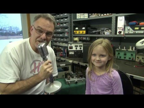 How to build a 6v6 tube ham transmitter AM modulator by d-lab electronics