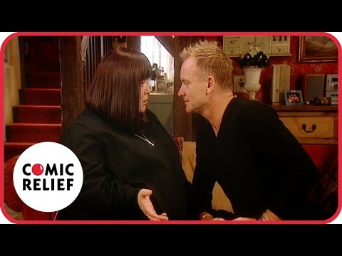 The Vicar of Dibley with Sting | Comic Relief