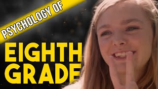 Bo Burnham's EIGHTH GRADE: A Therapist Analyzes Growing Up in the Digital Age | Psych Cinema