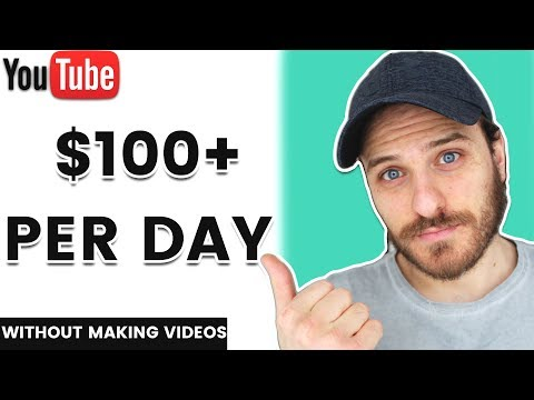 Start Making Money On Youtube Without Making Videos (Super Easy)
