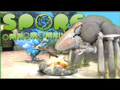 An Act of Unforgivable Proportions!! ☄️ Spore: OM NOM OMNIVORE!! - Episode #14