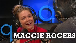 "Maggie Rogers - ""the genre only exists to sell music"""