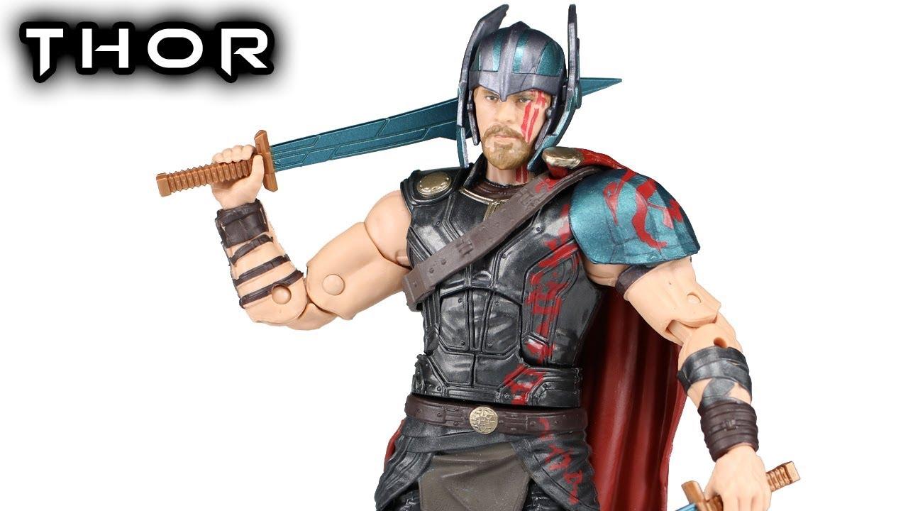 "Marvel Legends Thor Ragnarok Series 12/"" Collectable Thor Figure Doll"