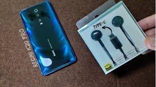 Best Type-C Earphones For Redmi K20/K20 Pro