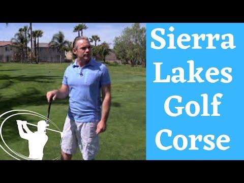 Sierra Lakes Golf Course
