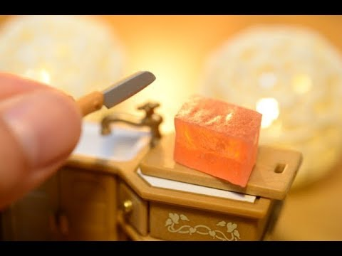 Stopmotion Cooking -KOHAKUTO-Jewel Crystal Candy[Miniature.ASMR.GHIBLI]