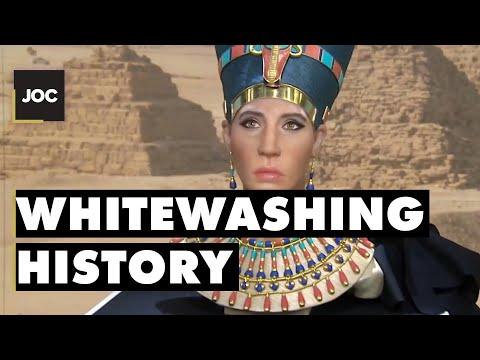 Whitewashing Nefertiti and Black History | Judge of Characters
