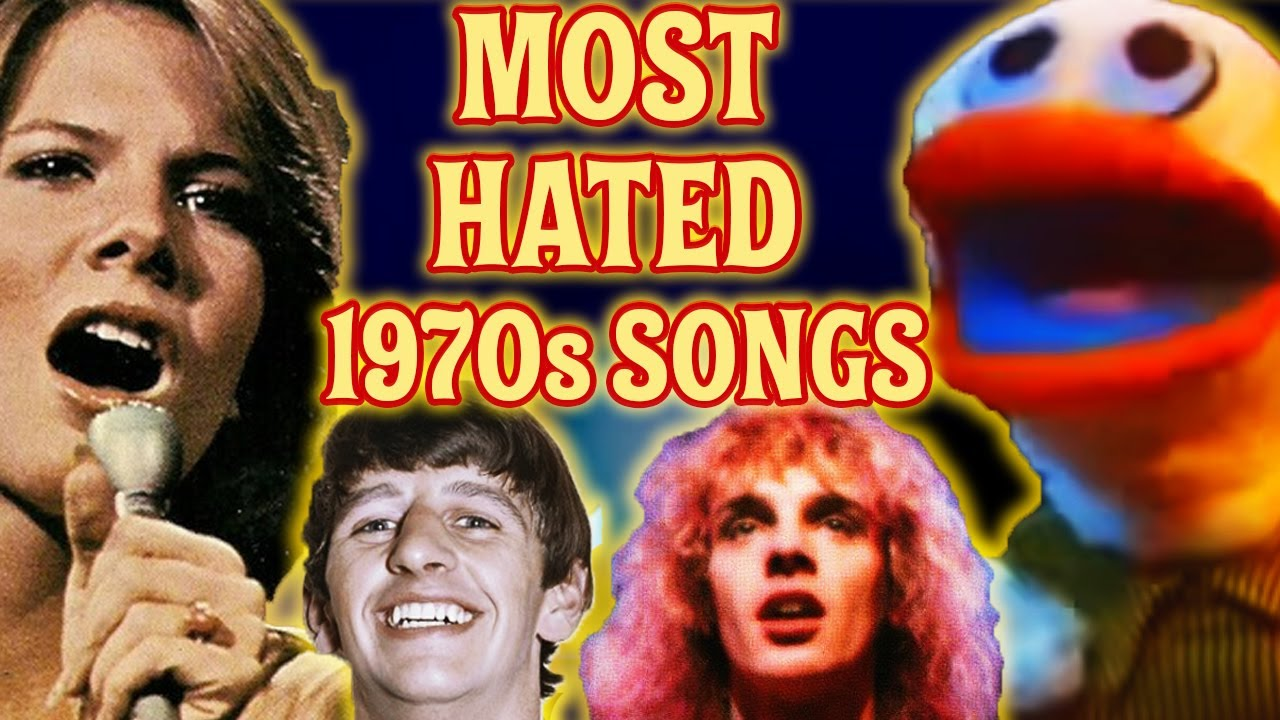 Download Top 10 Most Hated 1970s Songs