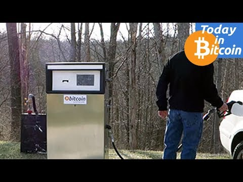 Today in Bitcoin (2017-08-31) -  Gas Stations should accept Bitcoin & Lightning