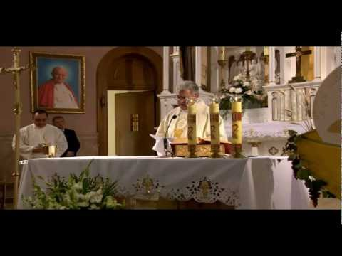 Uroczysta msza Święta Pierwszej Komunii w Kościele Św. Józefa w Passaic N.J.