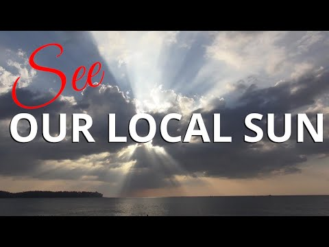 Flat Earth - Spectacular Proof of Local Sun thumbnail