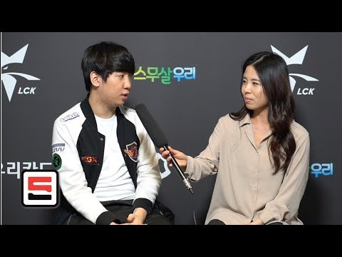 SKT Khan: 'I can't imagine us losing to Griffin in a one-sided manner' | ESPN Esports