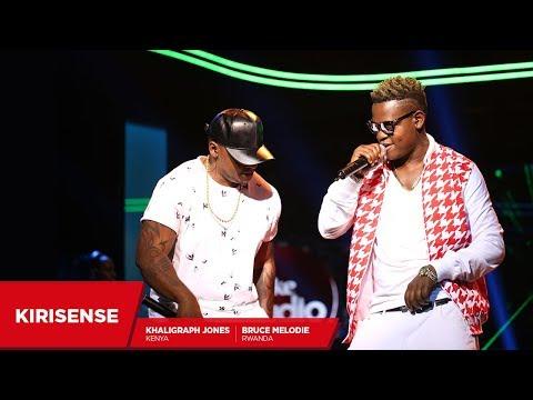 Khaligraph Jones and Bruce Melodie: Kirisense (Throwback) - Coke Studio Africa
