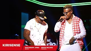Khaligraph Jones and Bruce Melodie: Kirisense (Throwback) - Coke Studio Africa
