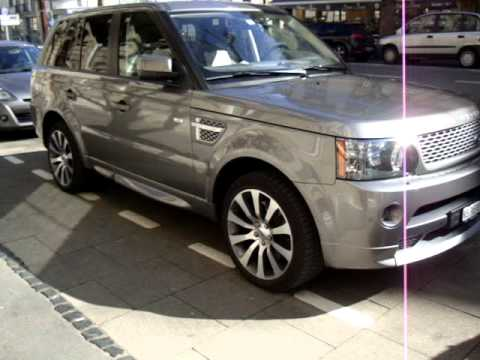 autobiography limited edition range rover sport youtube. Black Bedroom Furniture Sets. Home Design Ideas