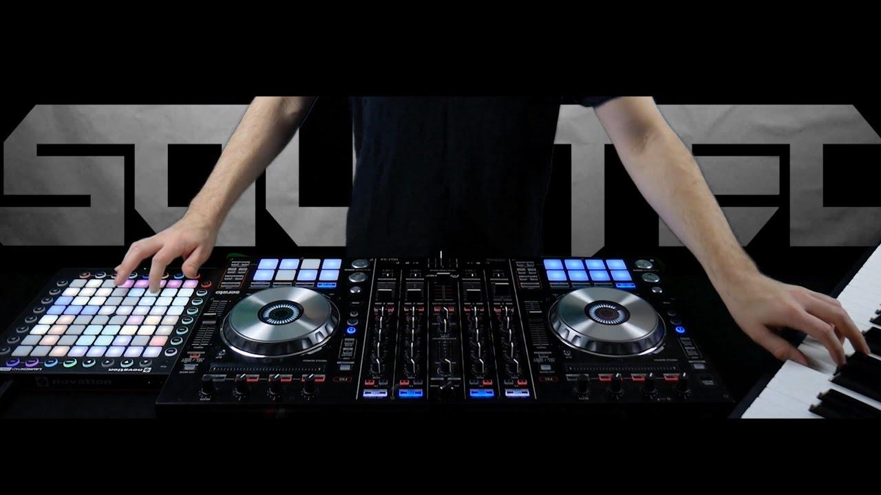 SOUNTEC - Rapture ft. Nadia Ali (LIVE EDIT) - Performance with the Pioneer DDJ SX, Launchpad PRO, Keystation