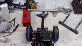 Mini Bar Stool Racer Build Part 2