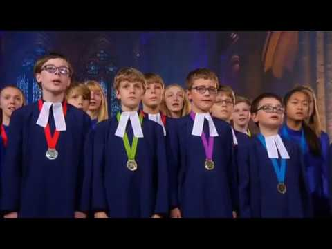 Romsey Abbey Choir : Lord of all hopefulness