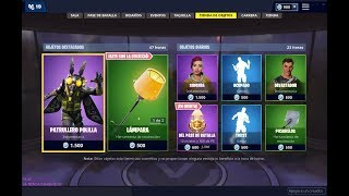 NOUVEAU MAGASIN D'ARTICLES LE 29 NOVEMBRE - FORTNITE TODAY 'NEW SKIN' ITEM SHOP TODAY