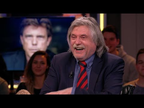 Johan Derksen haalt uit naar John de Mol - VOETBAL INSIDE