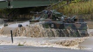 ILÜ 2019 Wasserfahrt Marder, Leopard, Puma