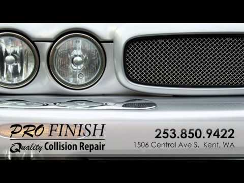 Pro Finish Inc Video | Auto Repair & Service in Kent