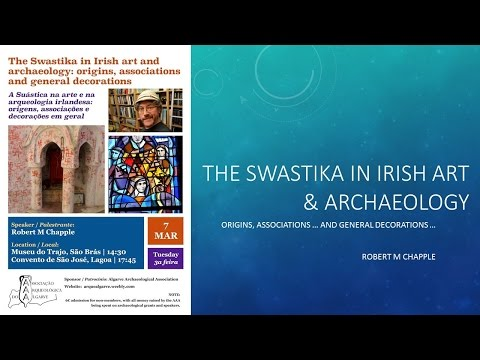 The Swastika in Irish Art & Archaeology